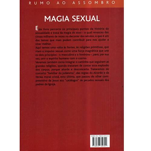 Livros - Magia Sexual