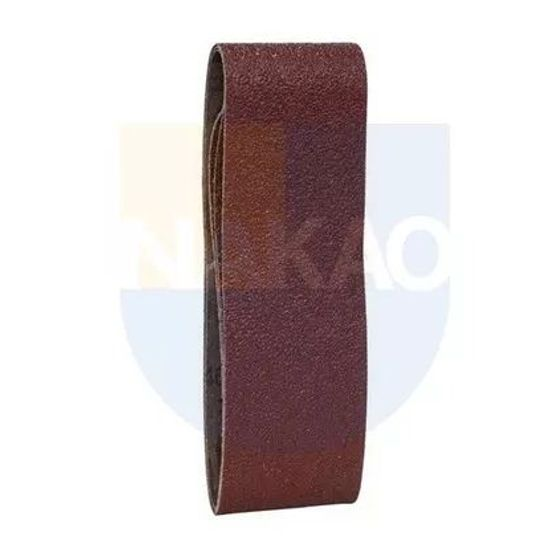 Lixa de Cinta Best For Wood 75x610mm (3 Unidades) - Várias Gramaturas - Bosch