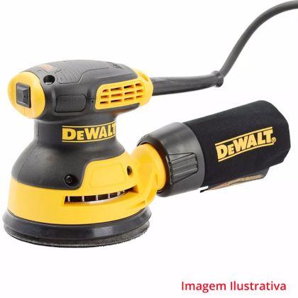 "Lixadeira Roto Orbital 5"" 275 Watts Dwe6421 - Dewalt 220 Volts"