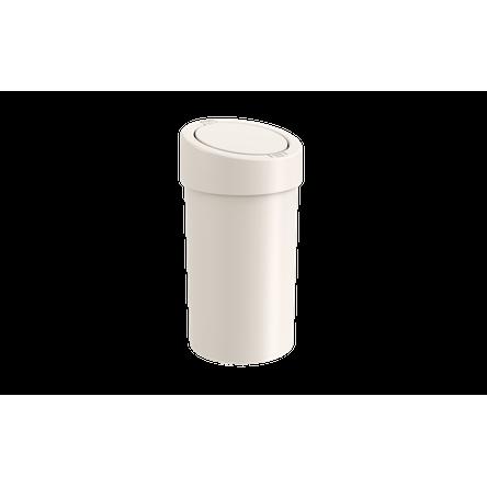 Lixeira Automática 9L 20 X 20 X 25,6 Cm Light Gray Coza