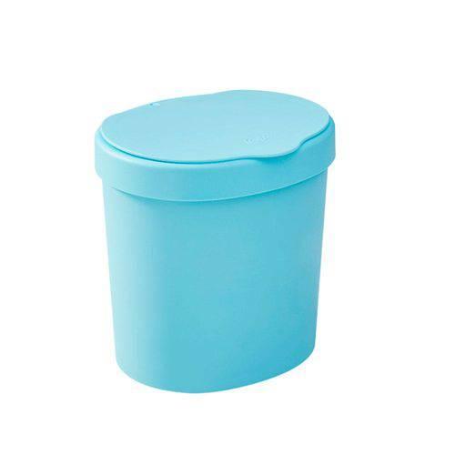 Lixeira Azul 2,5 L - Coza