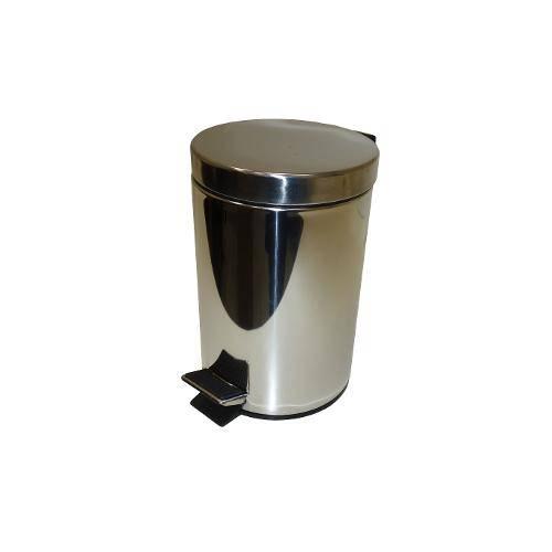 Lixeira em Aço Inox 3 Litros - Niazitex