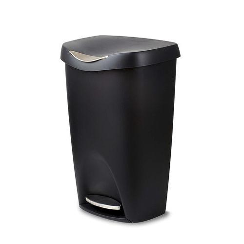 Lixeira em Plástico Umbra Brim Can 50L Preta