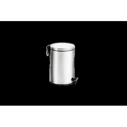 Lixeira Inox com Pedal e Balde - Standard Ø 25 X 40 Cm