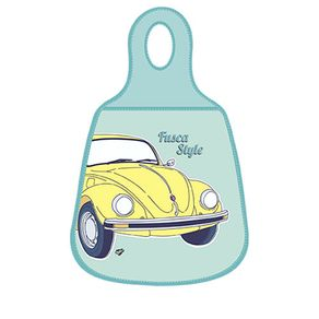 Lixeira para Carro Fusca Volkswagen Vintage