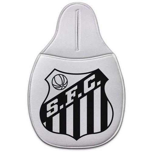 Lixeira para Carro Time Futebol Santos
