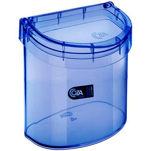 Lixeira para Pia Retrô 2,7L Azul - Brinox