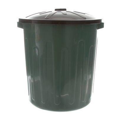 Lixeira Plástica com Tampa com Capacidade 30 Litros Arqplast