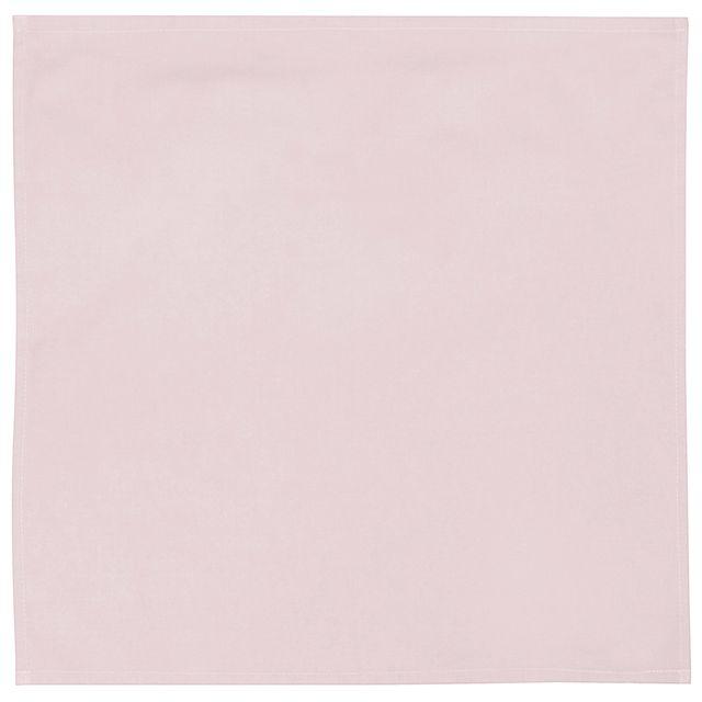 Liz Color Guardanapo Tc 45 Cm X 45 Cm Quartzo Rosa