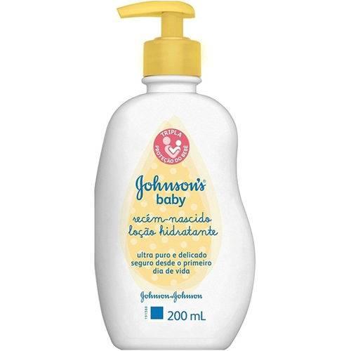 Lo Hid Inf Johnson Baby 200ml-fr. Recem-nascido