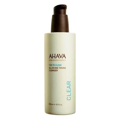 Loção de Limpeza Facial Ahava - All In One Tonight Cleanser