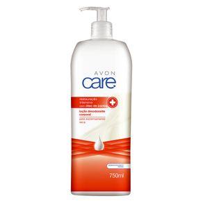 Loção Desodorante Corporal Avon Care Restauração Intensiva - 750 Ml