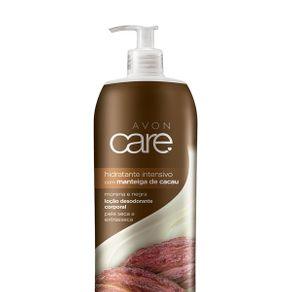 Loção Desodorante Corporal Care Hidratante Intensivo Manteiga de Cacau 750 Ml