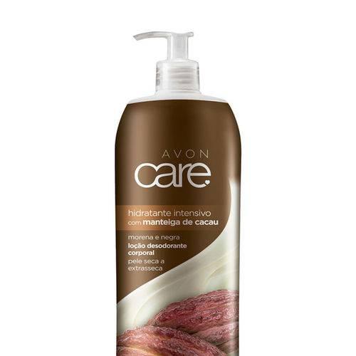 Locao Desodorante Corporal Care Hidratante Intensivo Manteiga de Cacau 750 Ml