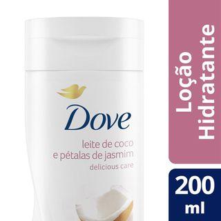 Loção Desodorante Dove Hidratação Coco 200ml