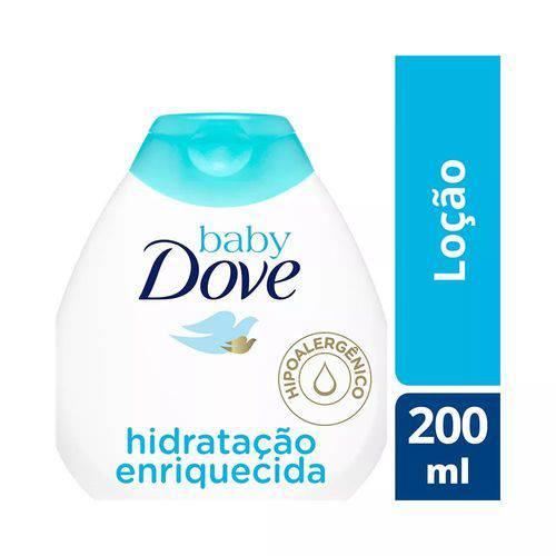 Loção Hidratante Dove Baby Hidratação Enriquecida - 200ml