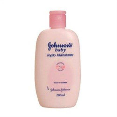 Loção Hidratante Johnson´s Baby Pink 200ml