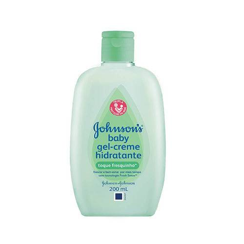 Loção Hidratante Johnson`s Baby Toque Fresquinho 200ml