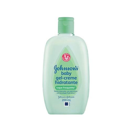 Loção Hidratante Johnson's Baby Toque Fresquinho - 200ml