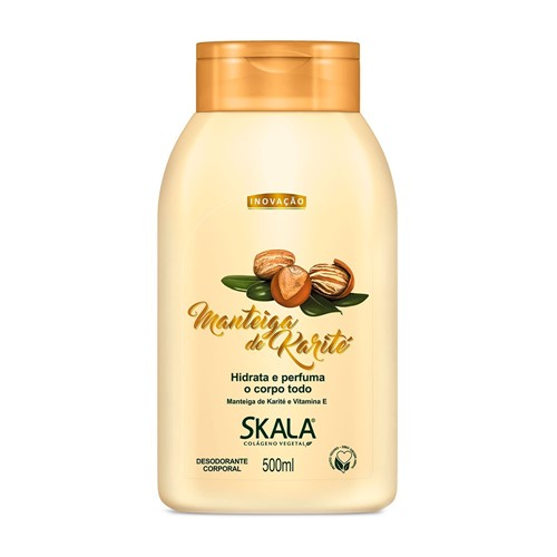 Loção Hidratante Skala Manteiga de Karité 500ml