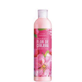 Loção para o Corpo Naturals Flor de Cerejeira - 300ml