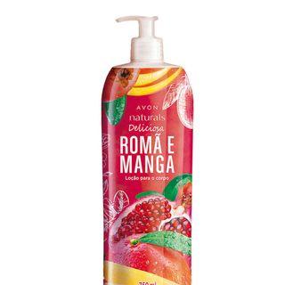 Loção para o Corpo Naturals Roma e Manga - 750ml