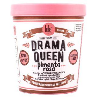 Lola Cosmetics Drama Queen Pimenta Rosa - Máscara Regeneradora 450g