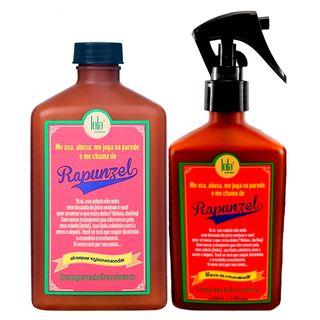 Lola Cosmetics Rapunzel Kit - Shampoo + Tônico Kit