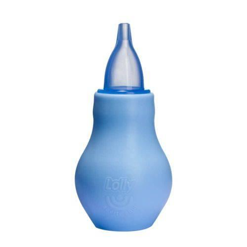 Lolly Aspirador Nasal Azul 0 a 6 Meses