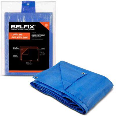 Lona Encerado Polietileno Azul 3X3M Belfix 67800 67800