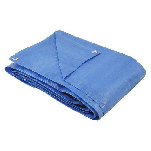 Lona Polietileno 2x2m Azul 100 Micras - Belfix