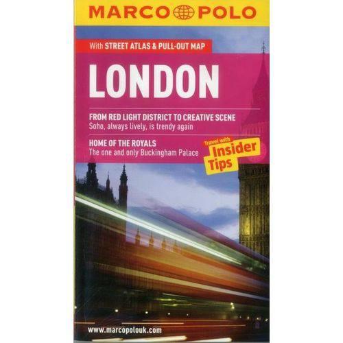 London - Marco Polo Pocket Guide