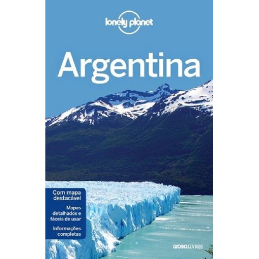 Lonely Planet Argentina - Globo