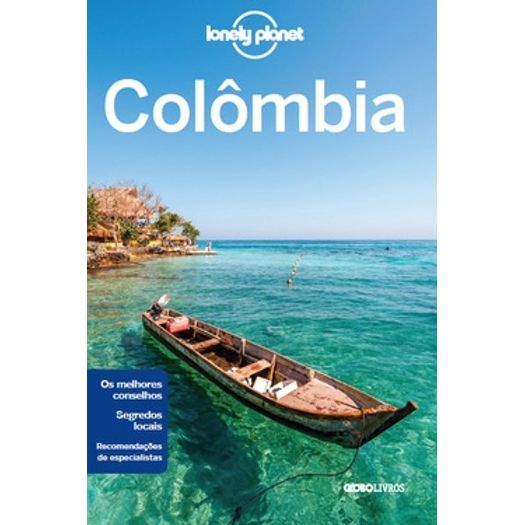 Lonely Planet Colombia - Globo