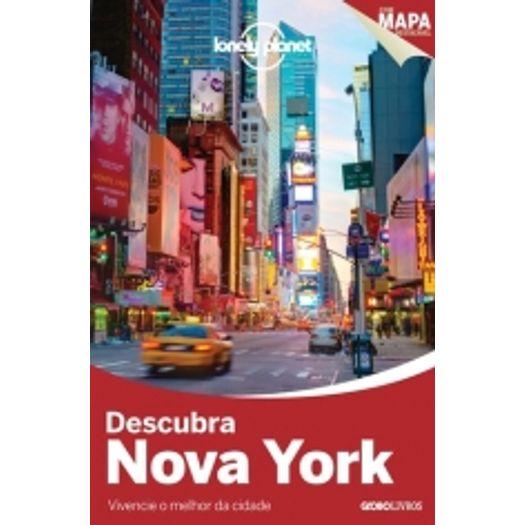 Lonely Planet Descubra Nova York - Globo