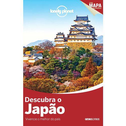 Lonely Planet - Descubra o Japao - com Mapa