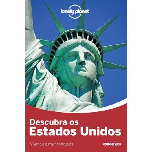 Lonely Planet Descubra os Estados Unidos - Globo