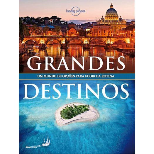 Lonely Planet Grandes Destinos - Globo