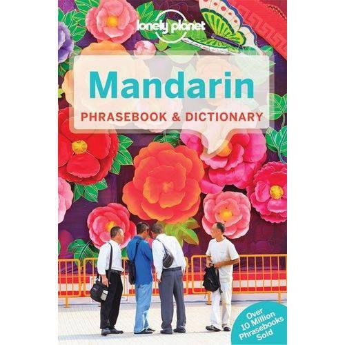 Lonely Planet Mandarin Phrasebook & Dictionary
