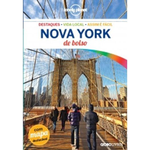 Lonely Planet Nova York - Bolso - Globo