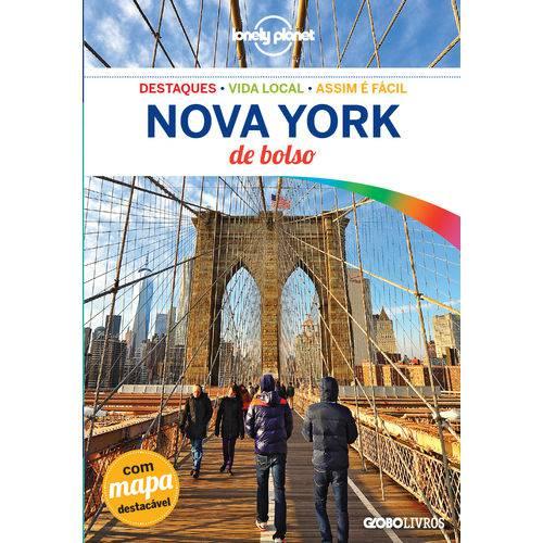 Lonely Planet Nova York de Bolso - 1ª Ed.