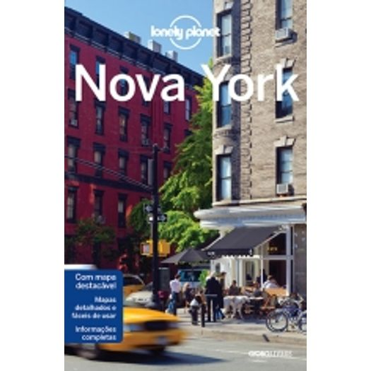 Lonely Planet Nova York - Globo