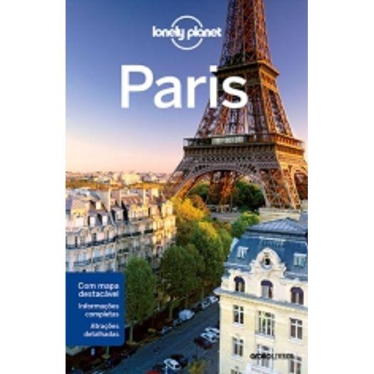 Lonely Planet Paris - Globo - 2 Ed