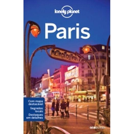 Lonely Planet Paris - Globo