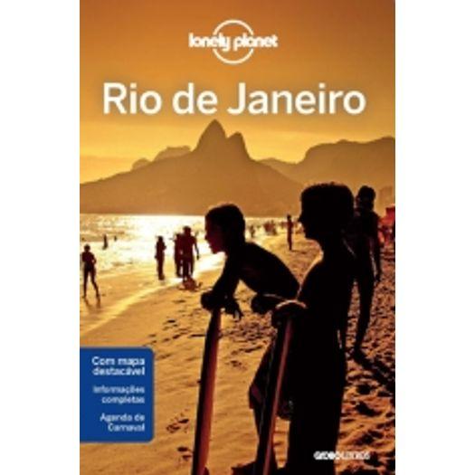 Lonely Planet Rio de Janeiro - Globo