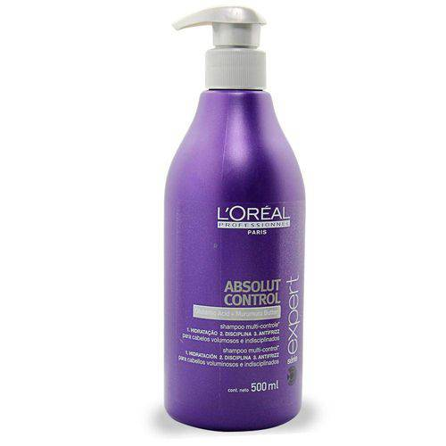 Loreal Absolut Control Shampoo Multi Controle 500ml