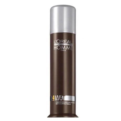 L'Oréal Homme Mat Force 4 Pasta Modeladora 80ml