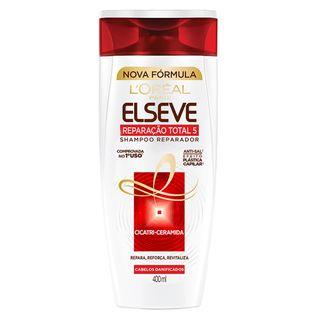 L'Oréal Paris Elseve Reparação Total 5+ - Shampoo Reparador 400ml