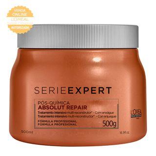L'Oréal Professionnel Absolut Repair Pós Química - Máscara de Tratamento 500g