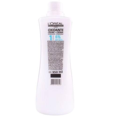Loreal Professionnel Oxidante Creme 6% 20 Volume 1l